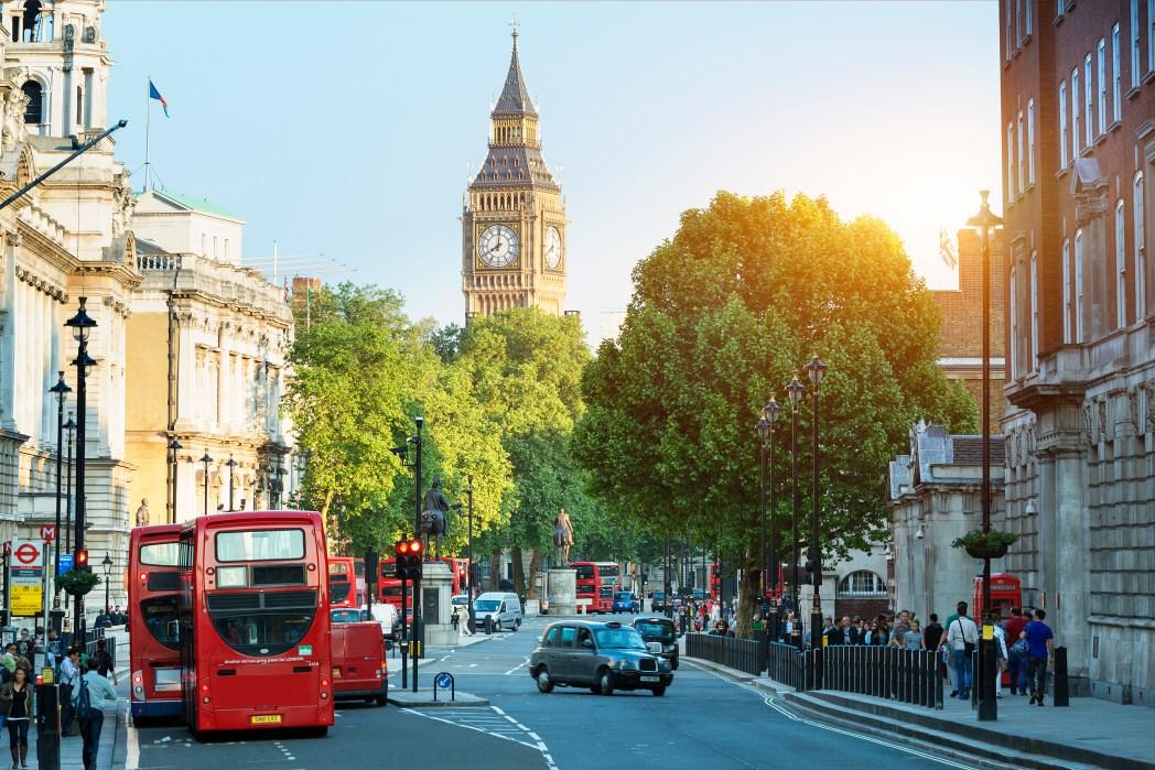 London Routemaster Bus