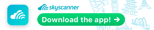 Download the Skyscanner App