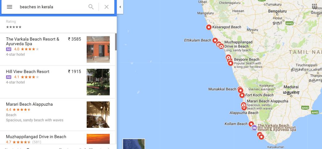 Top 5 beaches in Kerala - Skyscanner India