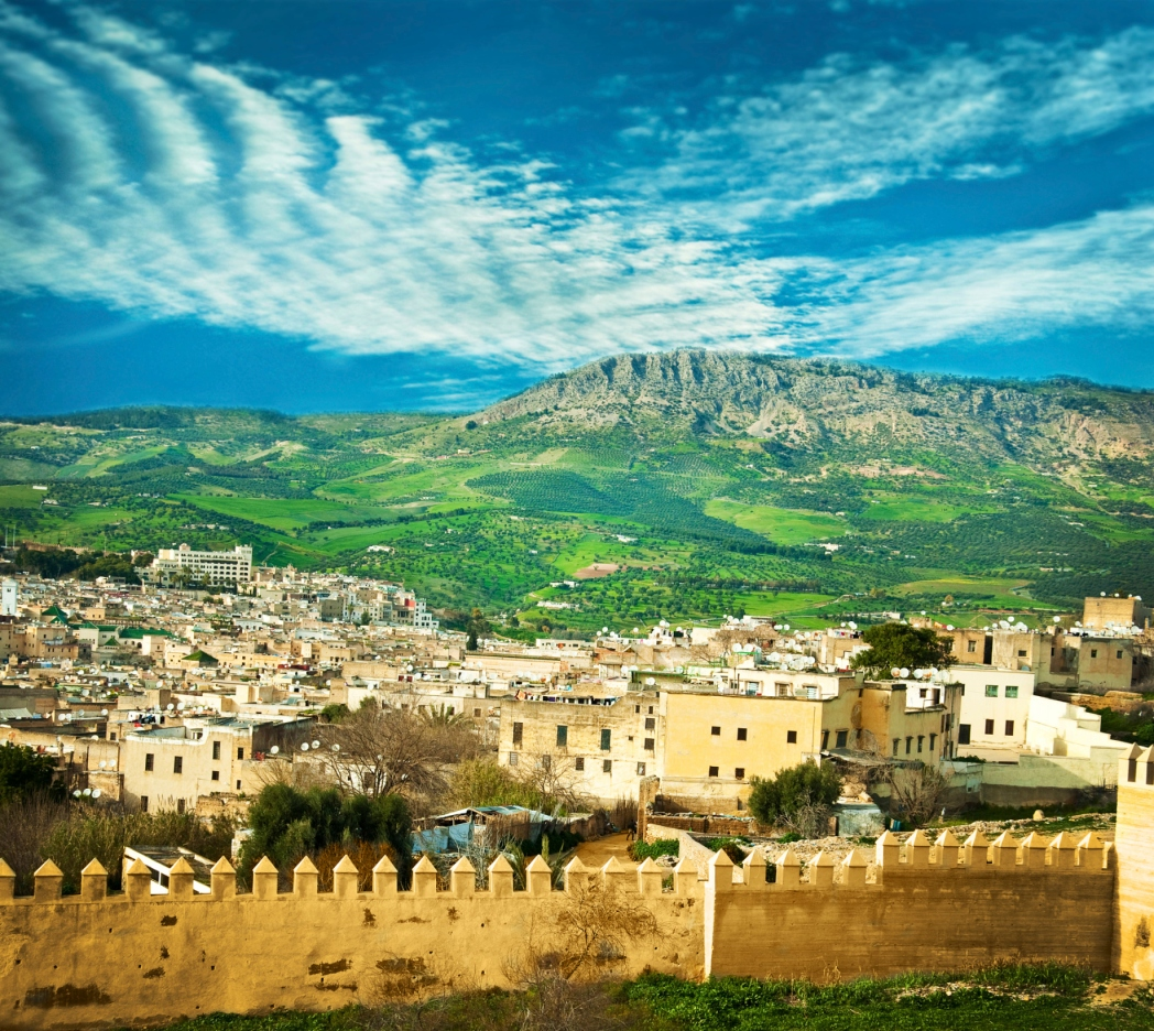Fes is a city from another era