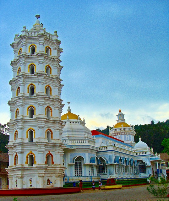 Shanti Durga Temple