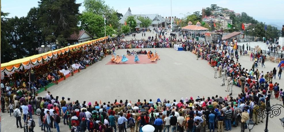 Himachal Day Celebrations