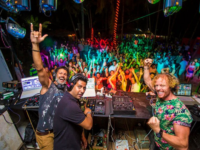 6 Best Clubs In Goa To Match Your Party Type Skyscanner
