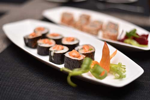 Head to Tizumi in Margao for some great sushi