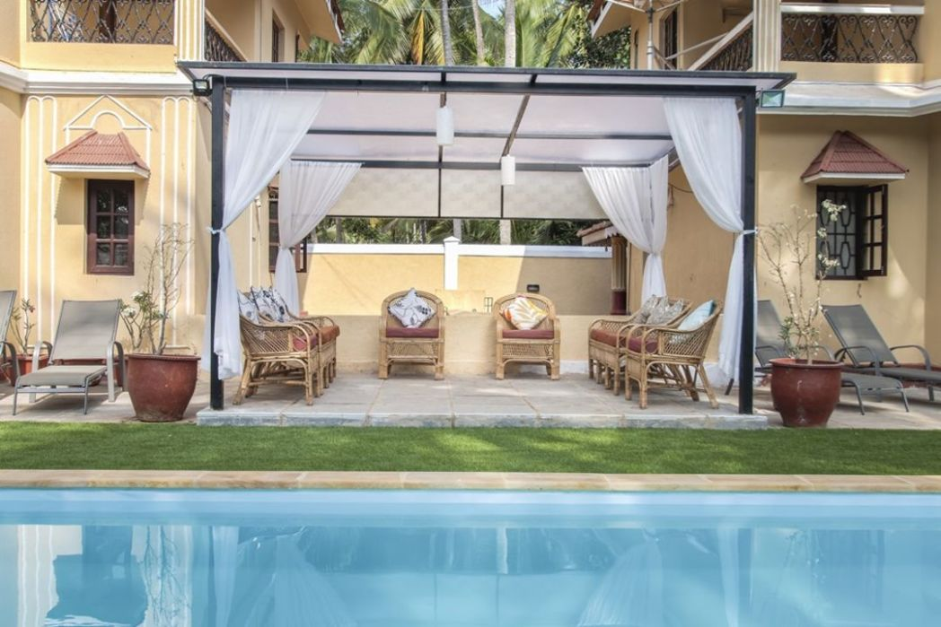 Best private villas for your Goa holiday
